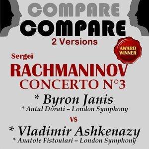 Byron Janis, Vladimir Ashkenazy 歌手頭像