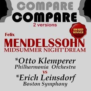 Otto Klemperer, Erich Leinsdorf 歌手頭像