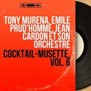 Tony Murena, Emile Prud'homme, Jean Cardon et son orchestre 歌手頭像