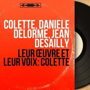 Colette, Danièle Delorme, Jean Desailly 歌手頭像