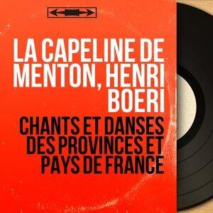 La capeline de Menton, Henri Boeri 歌手頭像