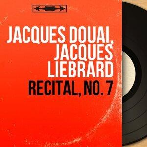 Jacques Douai, Jacques Liebrard 歌手頭像