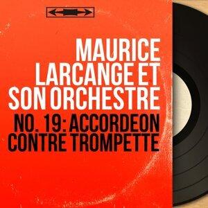 Maurice Larcange et son orchestre アーティスト写真
