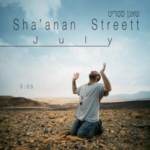 Sha'anan Streett 歌手頭像