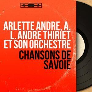 Arlette André, A. L. André Thiriet et son orchestre アーティスト写真