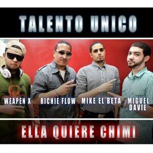 Talento Unico 歌手頭像
