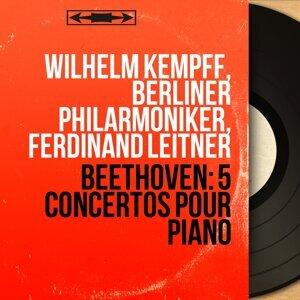 Wilhelm Kempff, Berliner Philarmoniker, Ferdinand Leitner 歌手頭像