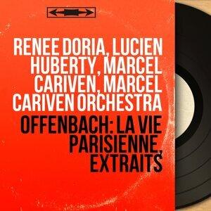 Renée Doria, Lucien Huberty, Marcel Cariven, Marcel Cariven Orchestra 歌手頭像