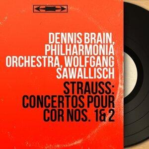 Dennis Brain, Philharmonia Orchestra, Wolfgang Sawallisch 歌手頭像