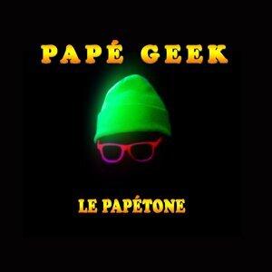 Papé Geek アーティスト写真