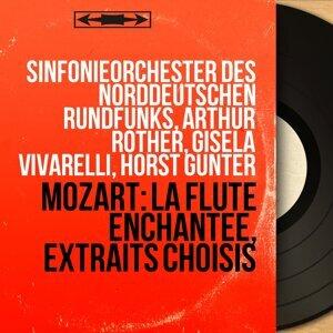 Sinfonieorchester des Norddeutschen Rundfunks, Arthur Rother, Gisela Vivarelli, Horst Günter 歌手頭像