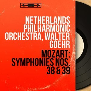 Netherlands Philharmonic Orchestra, Walter Goehr 歌手頭像