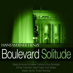 Radio-Sinfonie-Orchester Frankfurt, Kurt Schröder, Elfride Trötschel, Josef Traxel 歌手頭像