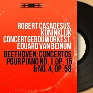 Robert Casadesus, Koninklijk Concertgebouworkest, Eduard van Beinum 歌手頭像
