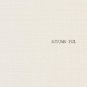 Autumn Fox 歌手頭像
