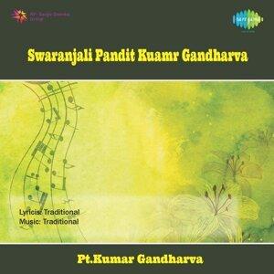 Pt.Kumar Gandharva, Dr.Vasant Deshpande(Tabla) アーティスト写真