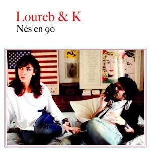 Loureb & K 歌手頭像
