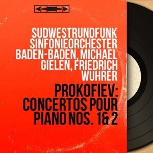 Südwestrundfunk Sinfonieorchester Baden-Baden, Michael Gielen, Friedrich Wührer 歌手頭像