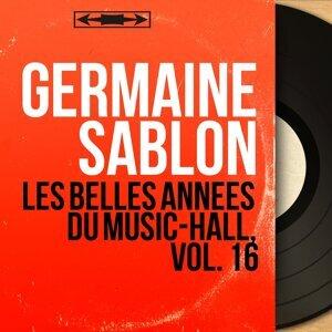 Germaine Sablon 歌手頭像