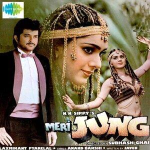 Lata Mangeshkar, Nitin Mukesh 歌手頭像