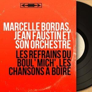 Marcelle Bordas, Jean Faustin et son orchestre アーティスト写真