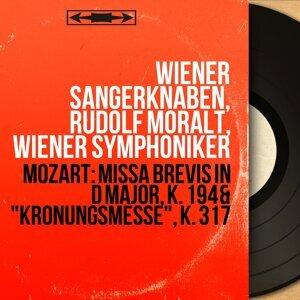 Wiener Sängerknaben, Rudolf Moralt, Wiener Symphoniker 歌手頭像