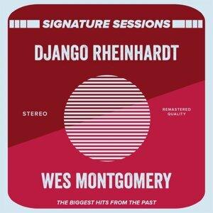 Django Rheinhardt, Wes Montgomery 歌手頭像