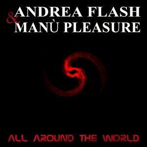 Andrea Flash, Manù Pleasure 歌手頭像