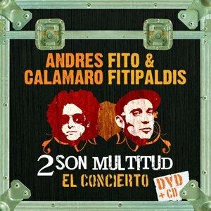 Fito & Fitipaldis & Andres Calamaro