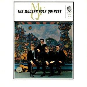 Modern Folk Quartet アーティスト写真