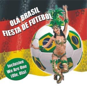 Olá Brasil - Fiesta de Futebol 歌手頭像