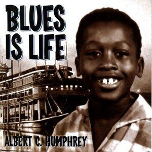 Albert C. Humphrey アーティスト写真