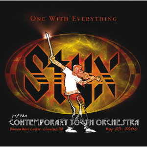 Styx,The Contemporary Youth Orchestra And Chorus Of Cleveland 歌手頭像