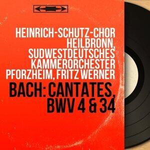 Heinrich-Schütz-Chor Heilbronn, Südwestdeutsches Kammerorchester Pforzheim, Fritz Werner 歌手頭像