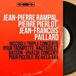Jean-Pierre Rampal, Pierre Pierlot, Jean-François Paillard 歌手頭像