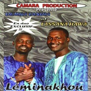 Lassana Hawa Cissokho, Demba Tandia アーティスト写真
