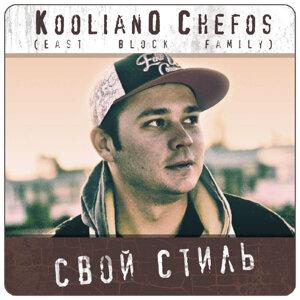 Kooliano Chefos 歌手頭像