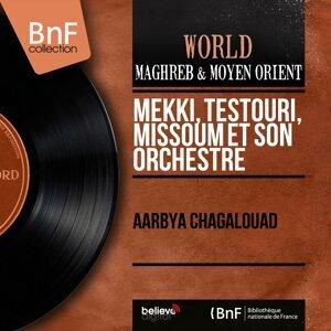Mekki, Testouri, Missoum et son orchestre アーティスト写真
