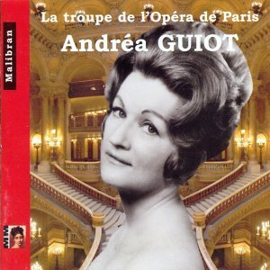 Andréa Guiot 歌手頭像