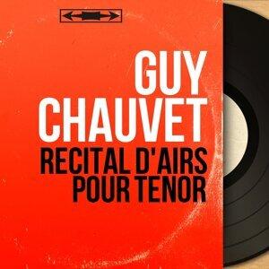 Guy Chauvet アーティスト写真