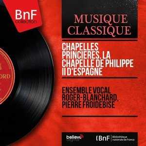 Ensemble vocal Roger-Blanchard, Pierre Froidebise 歌手頭像