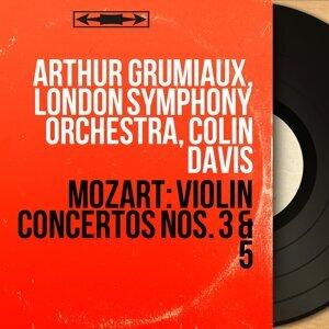 Arthur Grumiaux, London Symphony Orchestra, Colin Davis 歌手頭像