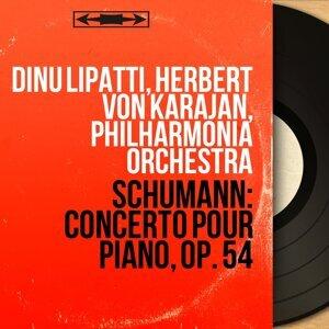 Dinu Lipatti, Herbert von Karajan, Philharmonia Orchestra アーティスト写真
