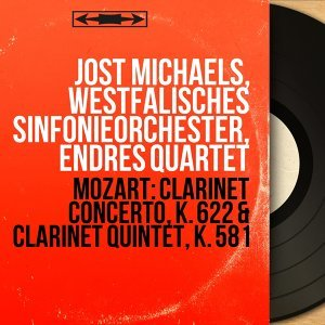 Jost Michaels, Westfälisches Sinfonieorchester, Endres Quartet アーティスト写真