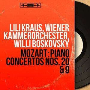 Lili Kraus, Wiener KammerOrchester, Willi Boskovsky 歌手頭像