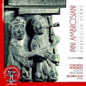 Concentus Monodicus Schola Gregoriana, Riccardo Zoja, Edoardo Bellotti 歌手頭像
