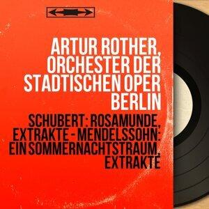 Artur Rother, Orchester der Städtischen Oper Berlin 歌手頭像