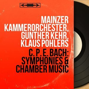 Mainzer Kammerorchester, Günther Kehr, Klaus Pohlers 歌手頭像
