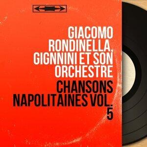 Giacomo Rondinella, Gignnini et son orchestre 歌手頭像