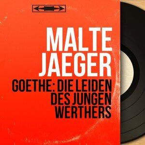 Malte Jaeger アーティスト写真
